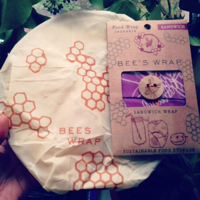 Bees wrap reuse