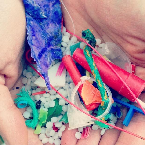 micro plastic pollution