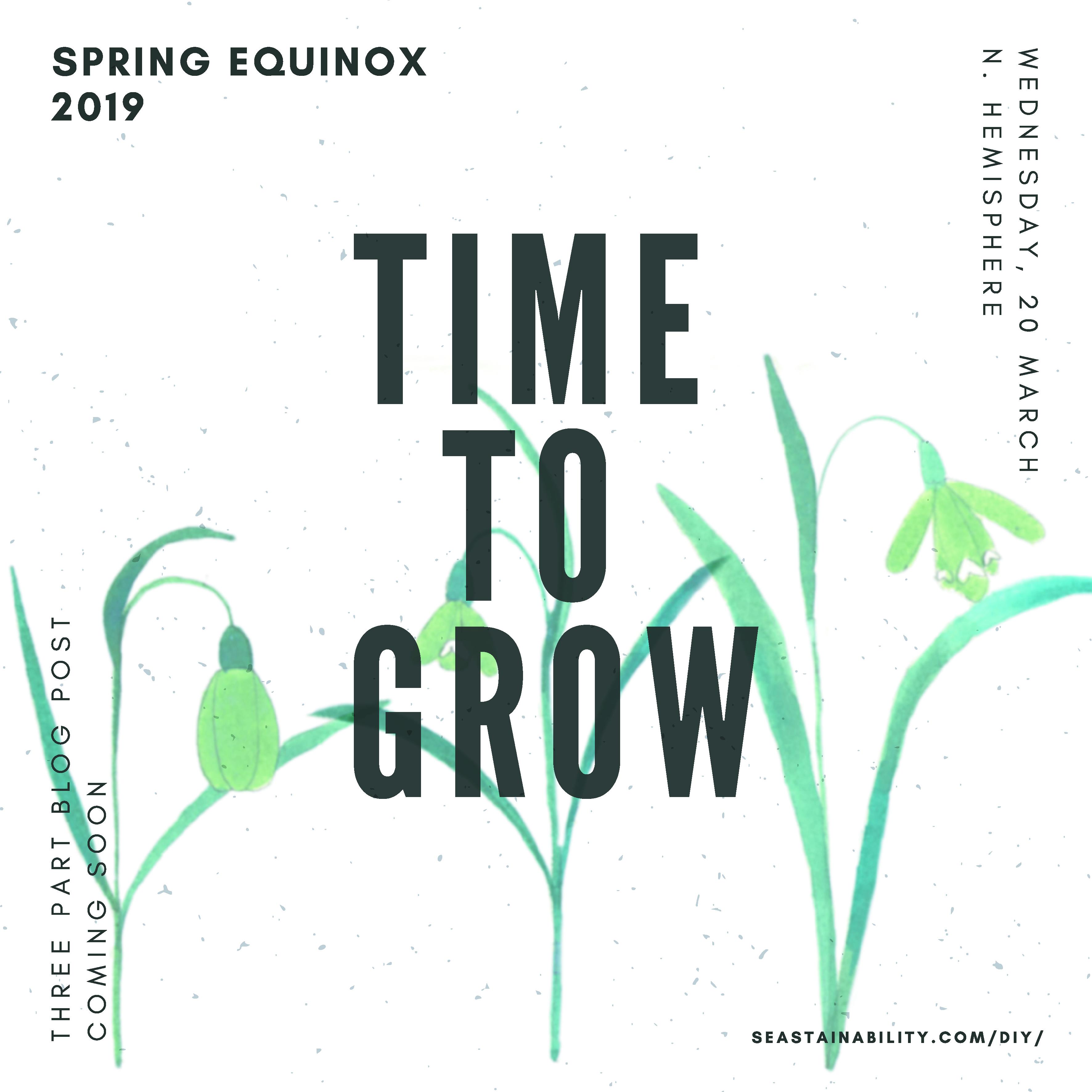 Spring Equinox 2019-01