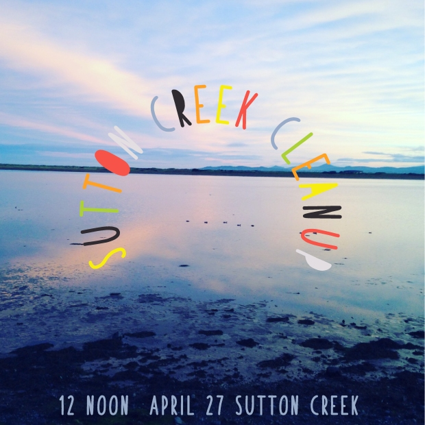 SUTTON CREEK CLEAN UP 2019-01