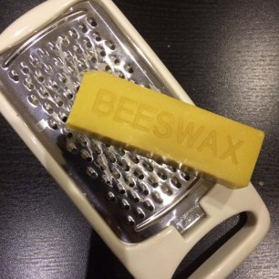 GRATE BEESWAX