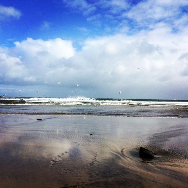 Ireland's beautiful Coastline Aughris Head beach Co. Sligo