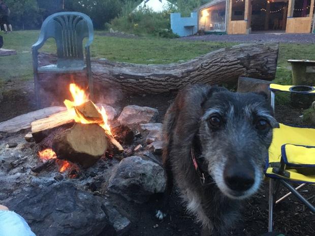 campfire Inch Hideaway