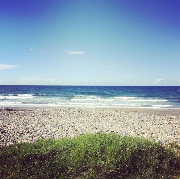 Ireland's beautiful Coastline Trá Bui Co Sligo