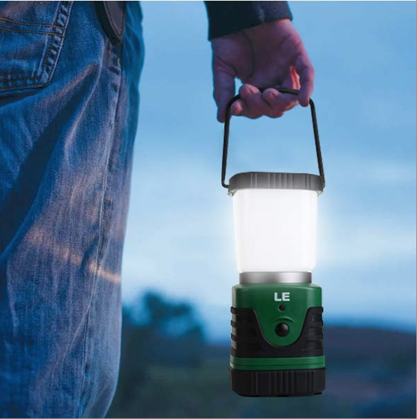 LE USB electric camping lamp light